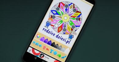 Mandala Kolorowanki- aplikacja na telefon