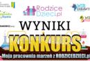 """""""Moja pracownia marzeń z RODZICEDZIECI.PL"""" – Poznajcie zwycięzców!"""
