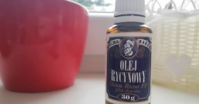 12 zastosowań olejku rycynowego, o których nie miałaś pojęcia!