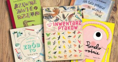 Wartościowe propozycje książkowe dla dzieci