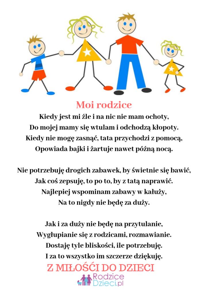 Mamy Dla Was Prezent 3 Autorskie Wierszyki Dla Dzieci