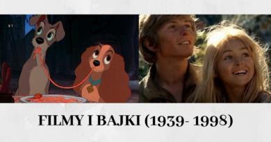 filmy i bajki z naszego dzieciństwa